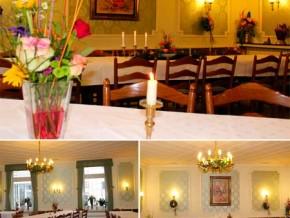 Hochzeitssaal Borken-Gemen, Gasthaus, Saal für 100 Personen, Nordrhein-Westfalen