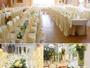 Hochzeitssaal Schapen, Gasthaus, Saal für 400 Personen, Niedersachsen