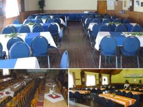 Hochzeitssaal Hattert, Gasthaus, Saal für 120 Personen, Rheinland-Pfalz
