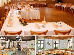 Hochzeitssaal Röfingen, Gasthof, Saal für 150 Personen, Bayern