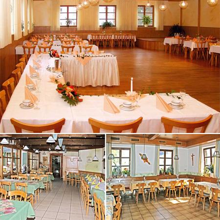 Hochzeitssaal Röfingen