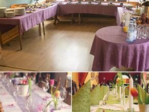 Hochzeitssaal Bad Pyrmont, Gasthof, Saal für 70 Personen, Niedersachsen