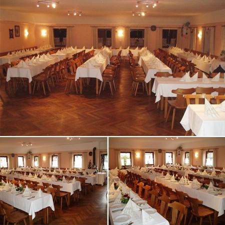 Hochzeitssaal Hattenhofen (Bayern)