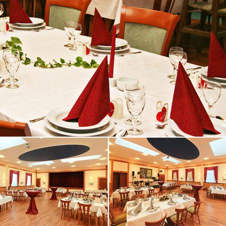 Hochzeitssaal Hamdorf
