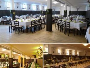 Hochzeitssaal Pentling, Gasthof, Saal für 450 Personen, Bayern