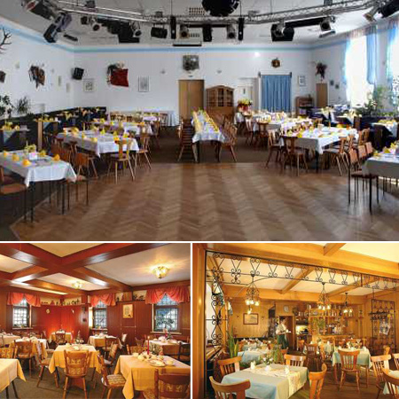 Hochzeitssaal Zwota