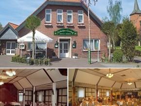 Hochzeitssaal Ovelgönne-Großenmeer, Gasthof, Saal für 200 Personen, Niedersachsen