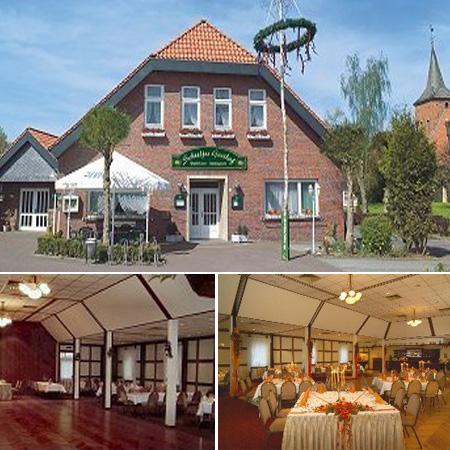 Hochzeitssaal Ovelgönne-Großenmeer