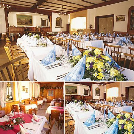 Hochzeitssaal Marquartstein