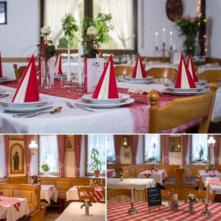 Hochzeitssaal Burgoberbach