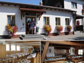Hochzeitssaal Ried-Baindlkirch, Gasthof, Saal für 180 Personen, Bayern