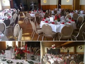 Hochzeitssaal Bielefeld, Gasthaus, Saal für 180 Personen, Nordrhein-Westfalen