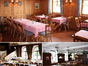 Hochzeitssaal Schondorf am Ammersee, Gasthof, Saal für 250 Personen, Bayern