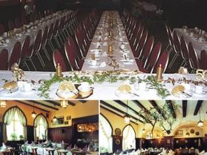 Hochzeitssaal Burgebrach, Gasthof, Saal für 320 Personen, Bayern