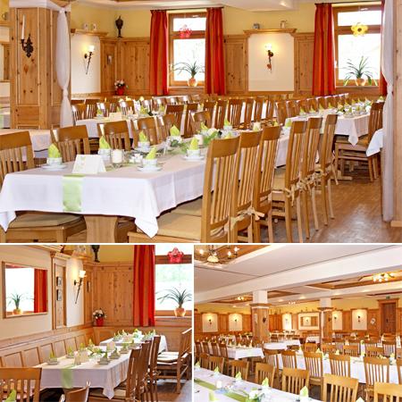 Hochzeitssaal Wolferszell