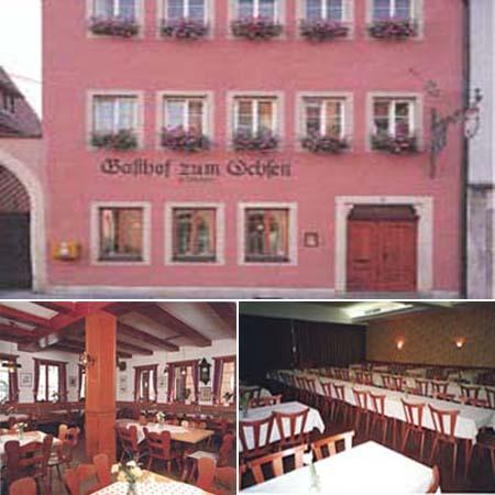 Hochzeitssaal Rothenburg ob der Tauber