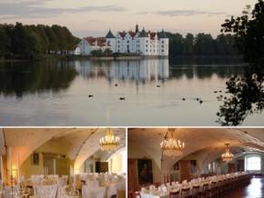 Hochzeitssaal Glücksburg (Ostsee), Gasthof, Saal für 100 Personen, Schleswig-Holstein