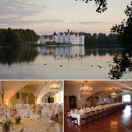 Hochzeitssaal Glücksburg (Ostsee)