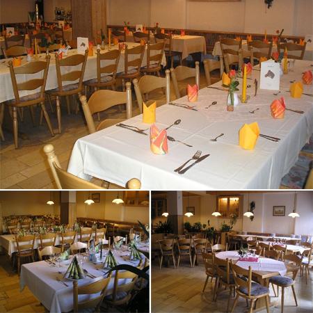 Hochzeitssaal Gunzenhausen-Unterwurmbach
