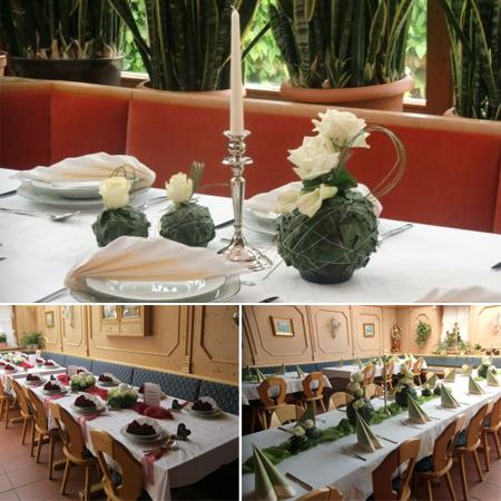 Hochzeitssaal Waldsassen / Kondrau