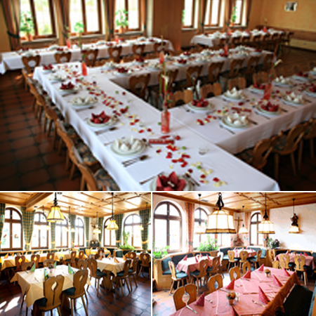 Hochzeitssaal Weisendorf