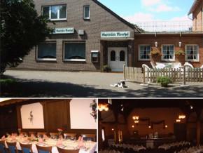 Hochzeitssaal Steyerberg, Gasthaus, Saal für 120 Personen, Niedersachsen