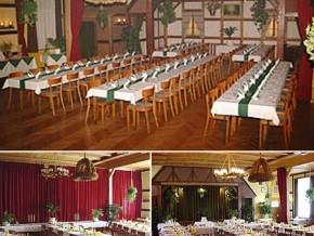 Hochzeitssaal Nahrendorf, Gasthaus, Saal für 130 Personen, Niedersachsen