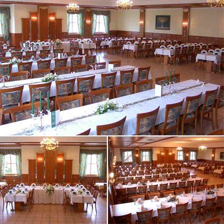 Hochzeitssaal Parsberg-Herrnried