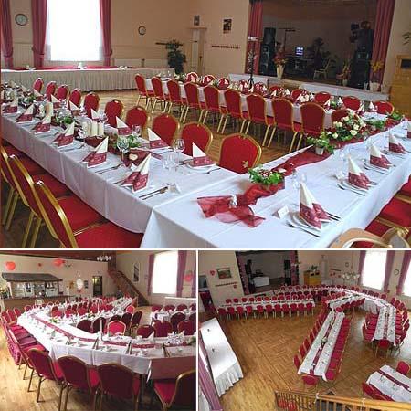 Hochzeitssaal Ludwigsfelde