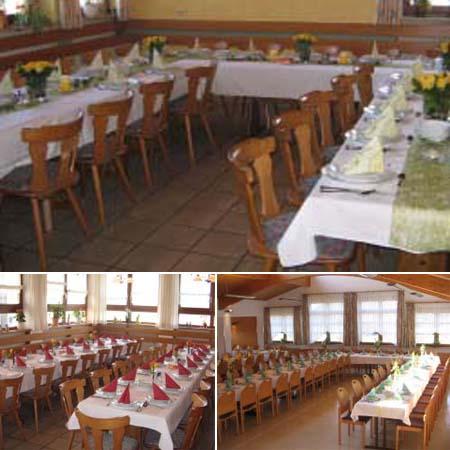 Hochzeitssaal Neumarkt / Woffenbach