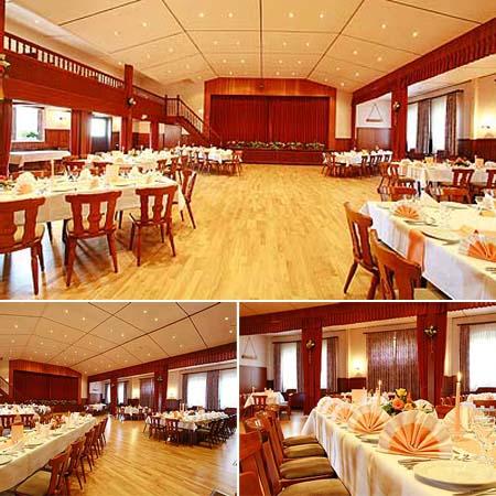 Hochzeitssaal Wriedel / Schatensen
