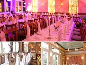 Hochzeitssaal Augsburg, Gasthaus, Saal für 100 Personen, Bayern
