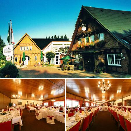 Hochzeitssaal Visbek – Erlte