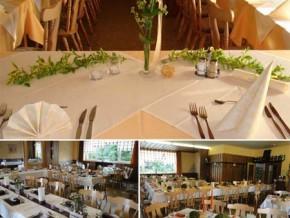 Hochzeitssaal Brensbach/Nieder-Kainsbach, Gasthaus, Saal für 100 Personen, Hessen