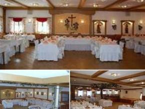 Hochzeitssaal Ramerberg, Gasthaus, Saal für 450 Personen, Bayern
