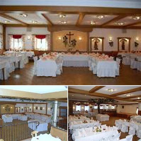 Hochzeitssaal Ramerberg
