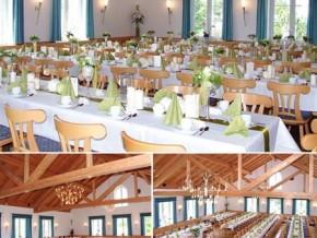 Hochzeitssaal Markt Indersdorf, Gasthaus, Saal für 160 Personen, Bayern