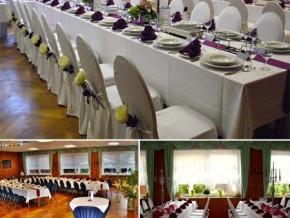 Hochzeitssaal Emmendorf, Gasthaus, Saal für 180 Personen, Niedersachsen