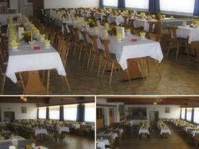 Hochzeitssaal Bogen, Gasthaus, Saal für 250 Personen, Bayern