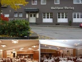 Hochzeitssaal Wallenhorst, Gasthaus, Saal für 200 Personen, Niedersachsen