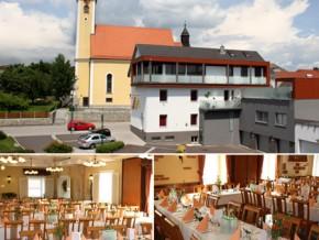 Hochzeitssaal Katsdorf, Gasthaus, Saal für 300 Personen, Österreich