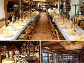 Hochzeitssaal Lüdinghausen, Gasthaus, Saal für 200 Personen, Nordrhein-Westfalen