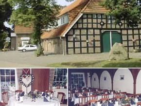 Hochzeitssaal Groß Ippener, Gasthaus, Saal für 250 Personen, Niedersachsen