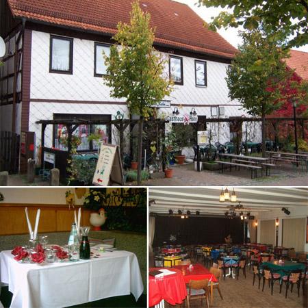 Hochzeitssaal Ottenstein