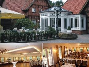 Hochzeitssaal Vechta, Gasthaus, Saal für 250 Personen, Niedersachsen