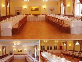 Hochzeitssaal Schwarzenau, Gasthaus, Saal für 100 Personen