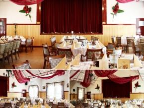Hochzeitssaal Uslar-Eschershausen, Gasthaus, Saal für 200 Personen, Niedersachsen
