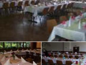Hochzeitssaal Berg - Tiefengrün, Gasthaus, Saal für 140 Personen, Bayern