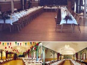 Hochzeitssaal Suderburg, Gasthaus, Saal für 280 Personen, Niedersachsen