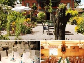 Hochzeitssaal Lehde, Gasthaus, Saal für 30 Personen, Brandenburg